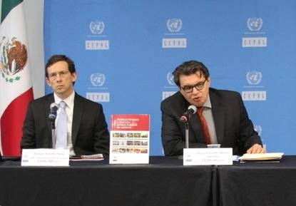 Conferencia Productividad y brechas estructurales en México