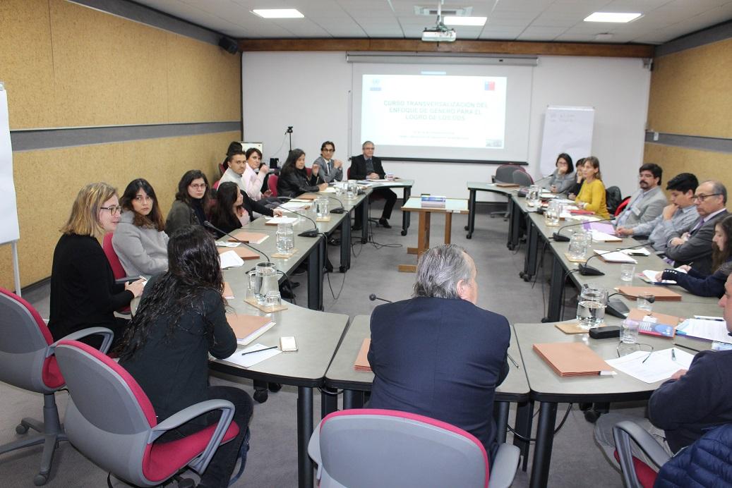 Incorporar el enfoque de género en las políticas públicas para alcanzar los ODS en Chile