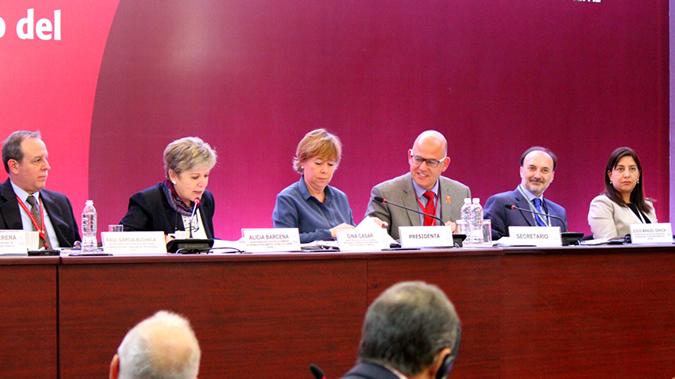 Comité de Cooperación Sur-Sur se reunió en el marco del trigésimo sexto período de sesiones de la CEPAL en México.