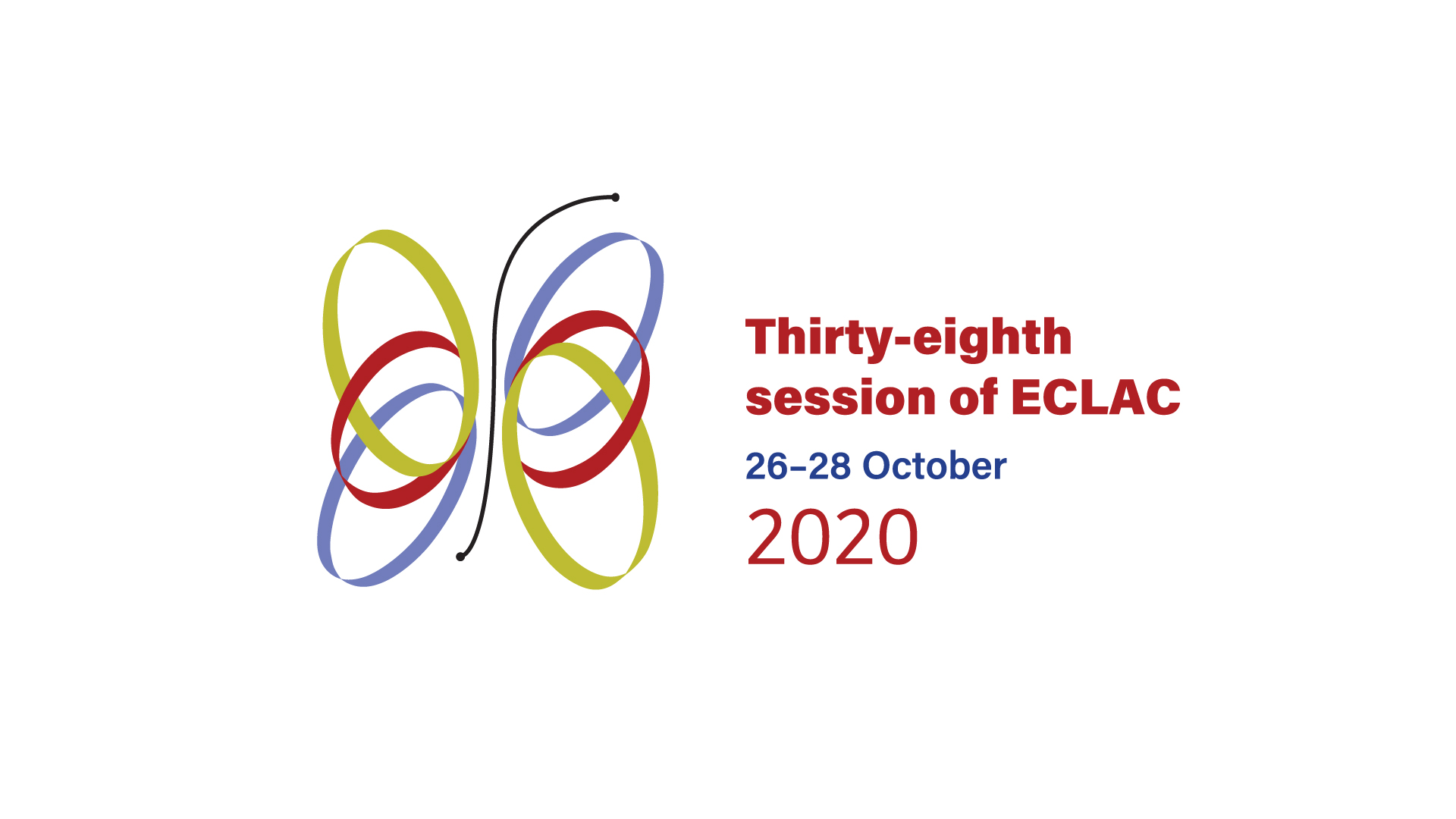 Thirty-eighth Session of ECLAC's logo