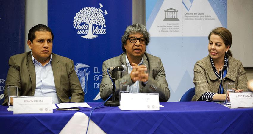 Instituciones de Gobierno construyen un Plan de Educación y Formación Técnico-Profesional