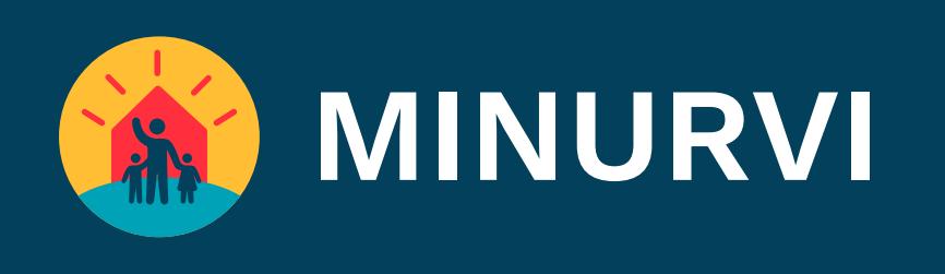 Logo MINURVI