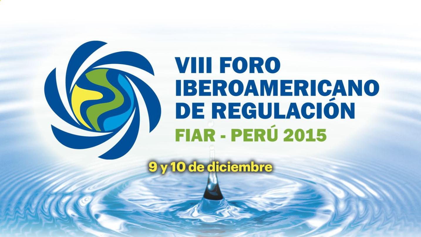 Banner VIII Foro Iberoamericano de Regulación