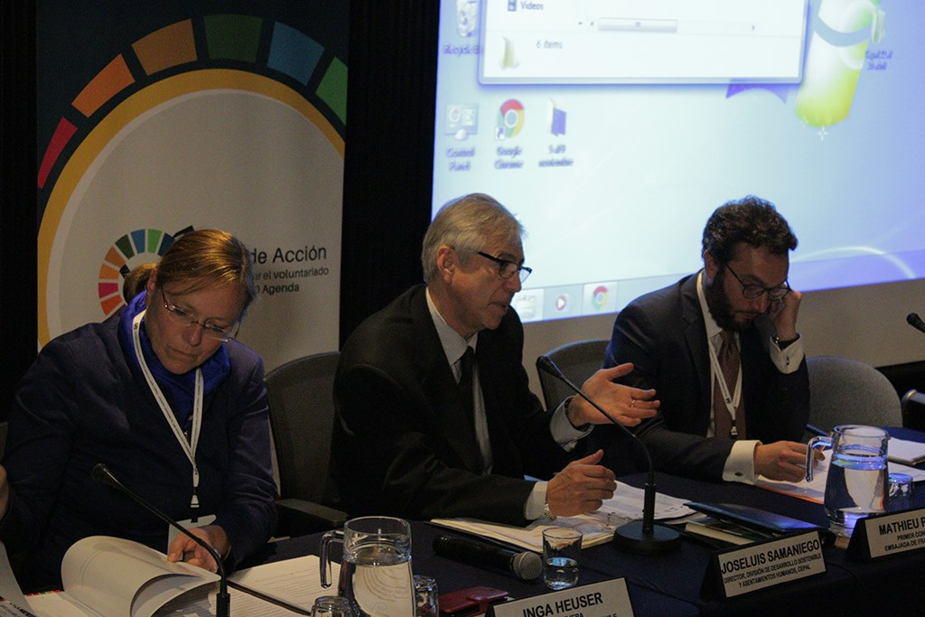 Side event foro