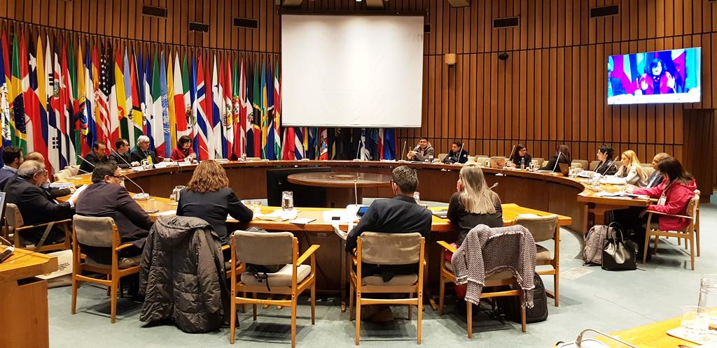 Inauguración curso Prospectiva para el desarrollo y los ODS de la Agenda 2030