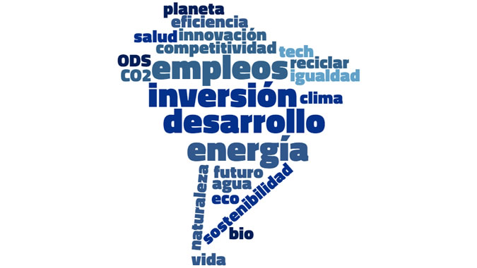 logo CEPAL Brasilia en español