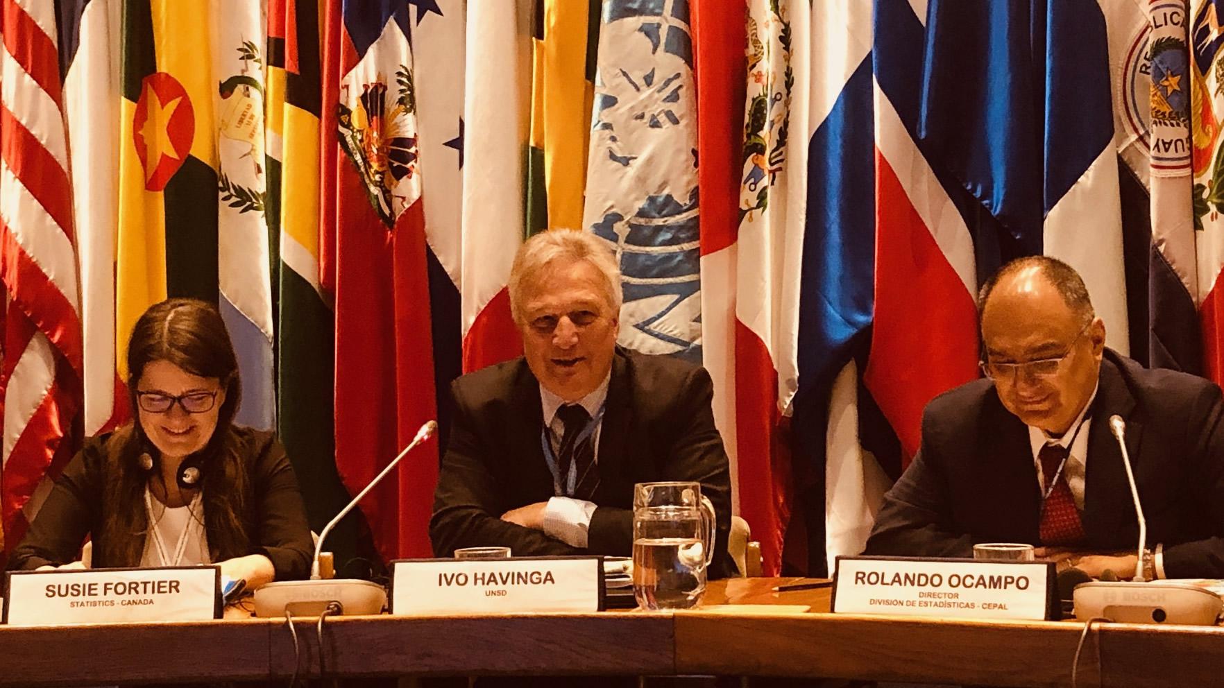 Seminario de alto nivel sobre el futuro de las estadísticas económicas en América Latina y el Caribe