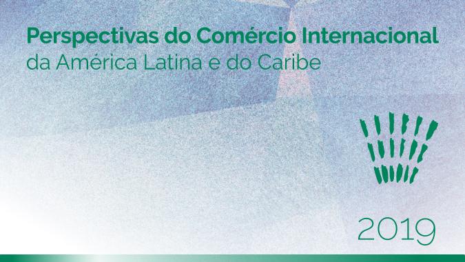 Banner Perspectivas Comercio Internacional 2019 portugués