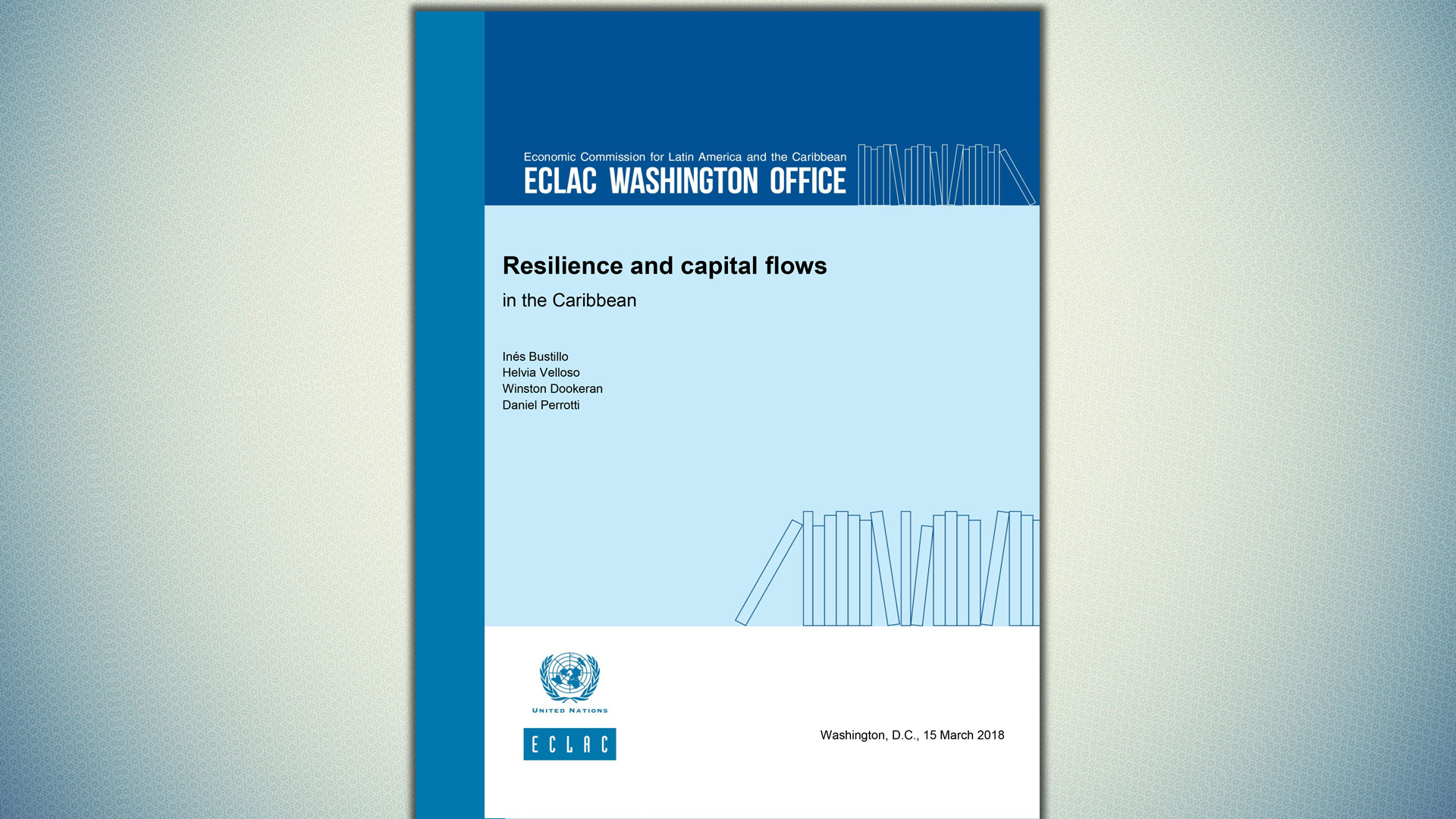 Cover Resilience and Capital Flows in the Caribbean