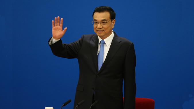 foto de Li Keqiang, Primer Ministro de China.