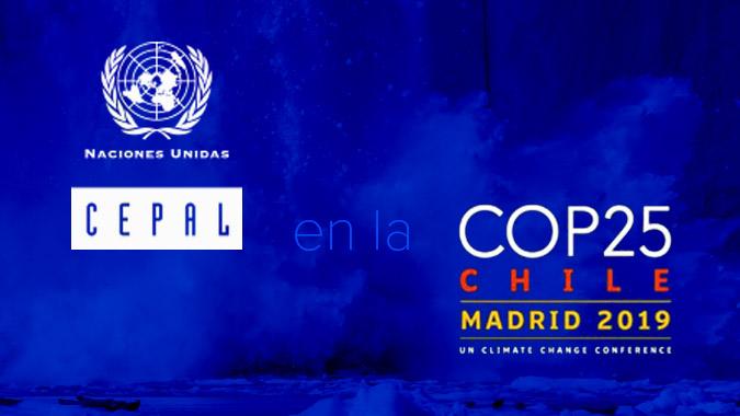 CEPAL en 25 Conferencia de las Partes
