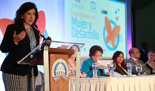 Foro Internacional Mujer y Desarrollo