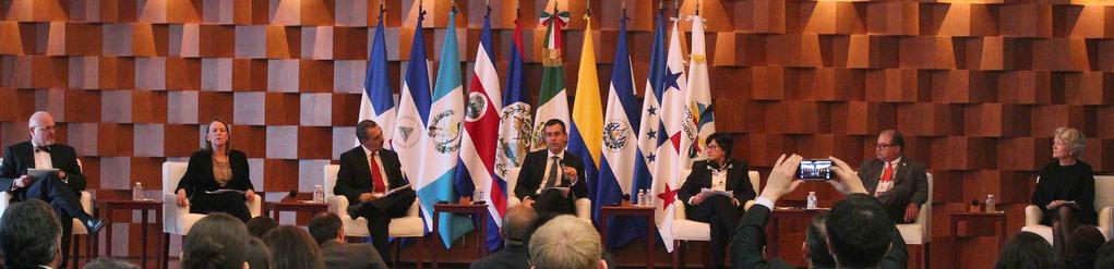 EMSA, COP París, Proyecto Mesoamérica, Medio Ambiente, CEPAL, México, Integración