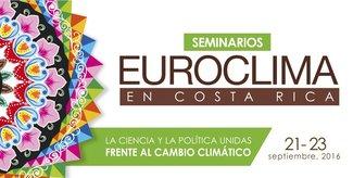 Seminarios Euroclima en Costa Rica