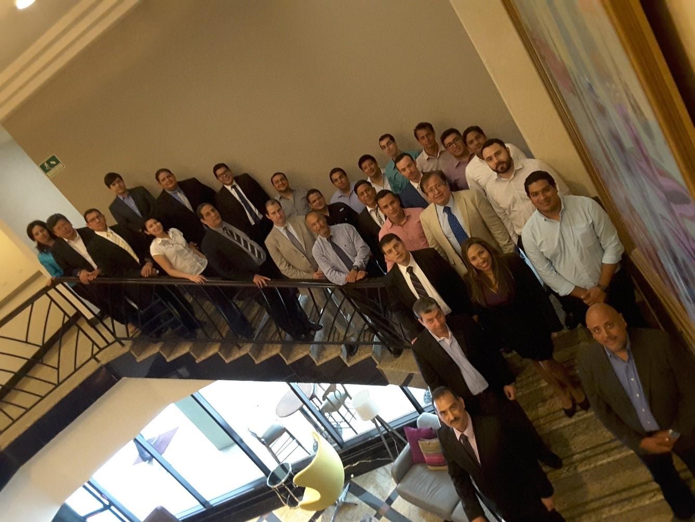 Participantes en el Seminario-Taller