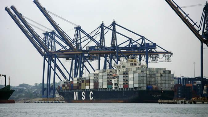 foto de un puerto