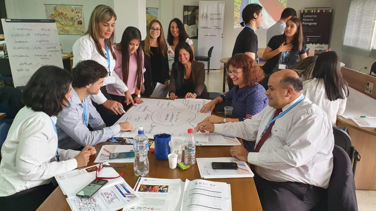 Taller sobre Planificación, Gobierno Abierto y la Agenda 2030