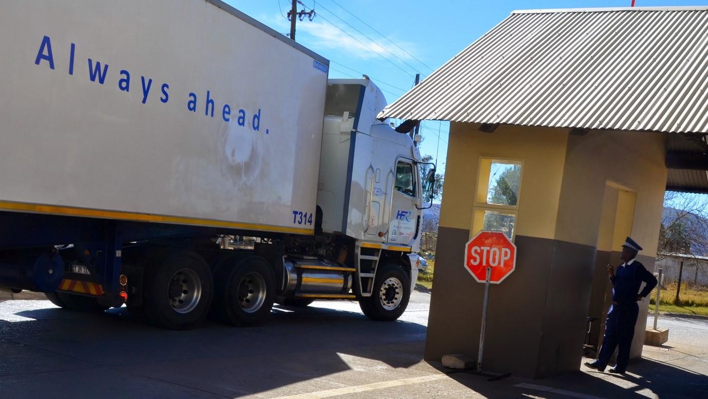 UNDA cross-border supply chains