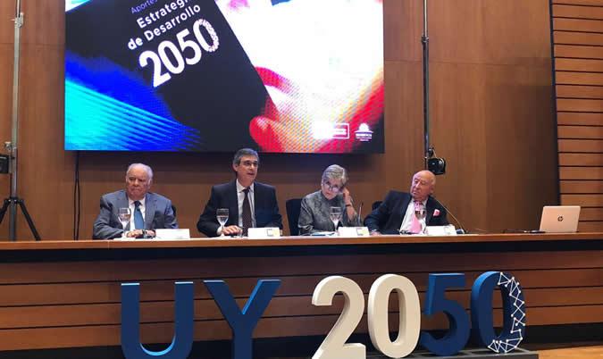 Presentación Estrategia Uruguay 2050