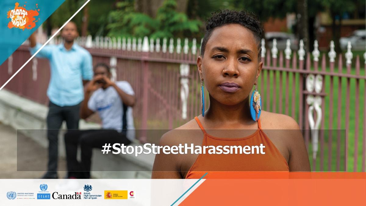 #StopStreetHarassment