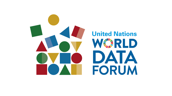 Banner del UN World Data Forum.