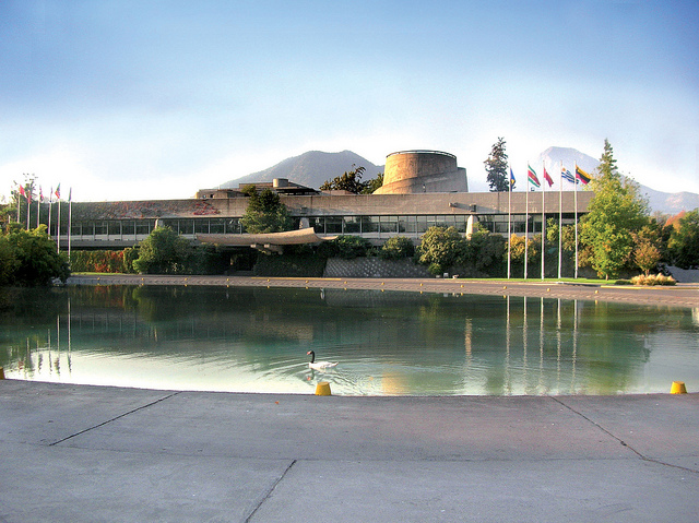 ECLAC headquarters building