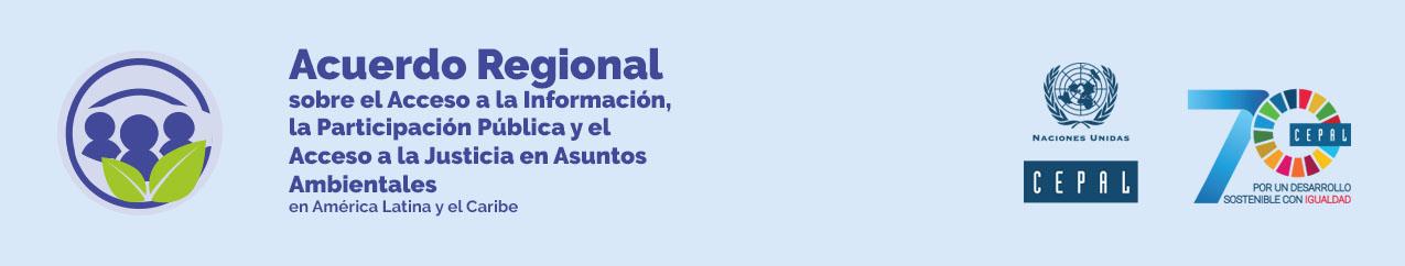 Principio 10 de la Declaración de Río sobre el Medio Ambiente y el Desarrollo