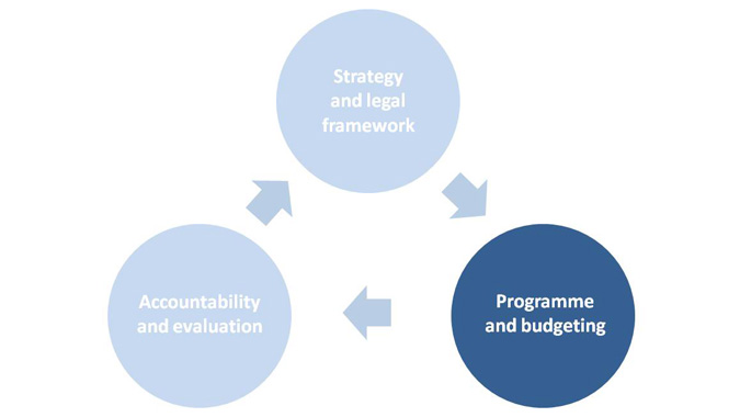 Programme and budgeting