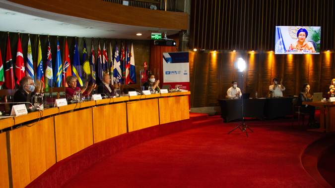 Closing ceremony of ECLAC's 38th session