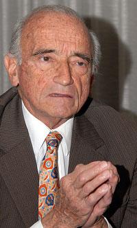 El economista argentino Aldo Ferrer dictará la Novena Cátedra Raúl Prebisch.