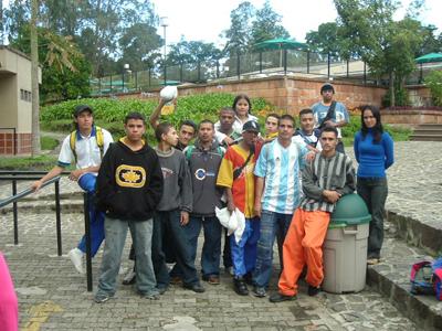 El Programa Fénix trabaja en la inclusión social de los jóvenes de Medellín.