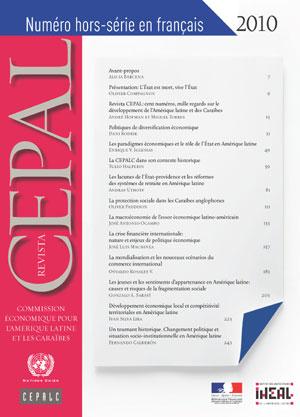 Una compilación de 12 de los artículos más relevantes publicados entre 2005 y 2009 presenta la edición especial en francés de la Revista CEPAL, disponible a partir de hoy en Internet.