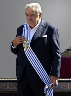José Mujica, President of Uruguay.