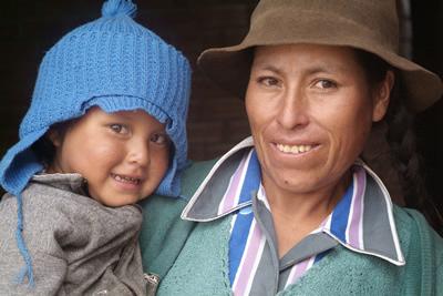 Nueve de cada 10 niños indígenas sufren algún tipo de privación en la región.