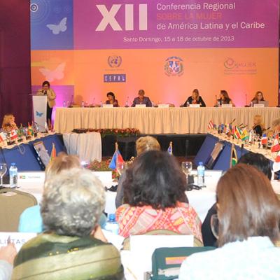 Delegados reunidos en República Dominicana acordaron diseñar acciones para construir una nueva cultura tecnológica, científica y digital orientada a las niñas y mujeres.