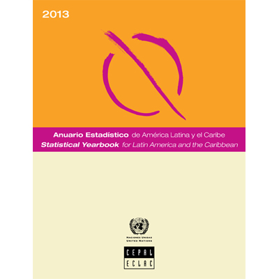 The Statistical Yearbook for Latin America and the Caribbean, 2013, updates the indicators referring to social, economic and environmental development in the region's countries.