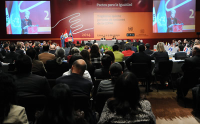 On Friday 9 May the Thirty-fifth session of ECLAC ended.