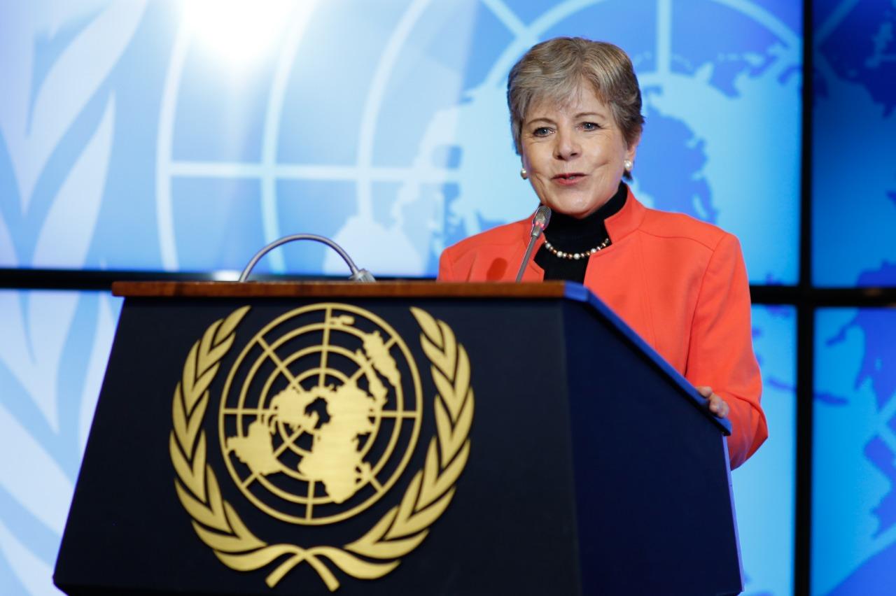 Discurso de encerramento da Secretária-Executiva da CEPAL, Alicia Bárcena