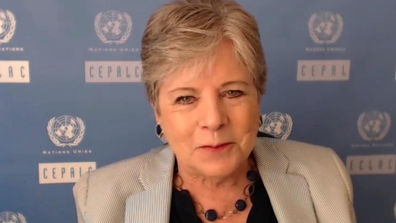 Alicia Bárcena, Executive Secretary of ECLAC