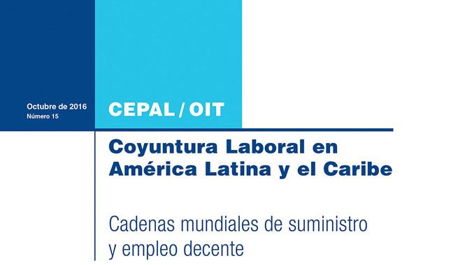 Portada coyuntura laboral CEPAL-OIT No. 15