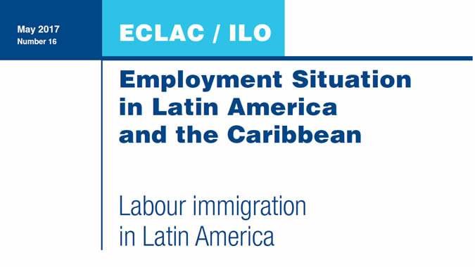 Cover ECLAC-ILO report May 2017