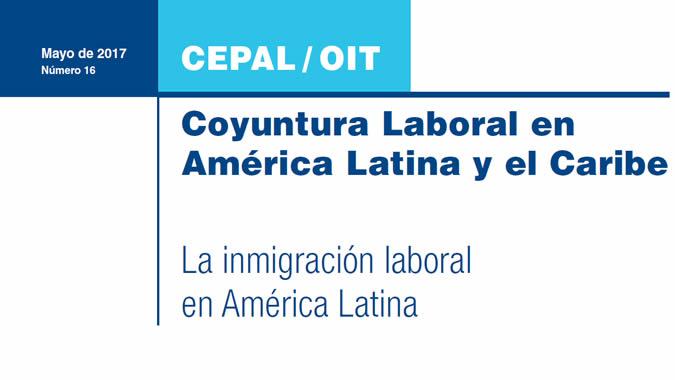 Portada informe CEPAL-OIT mayo 2017