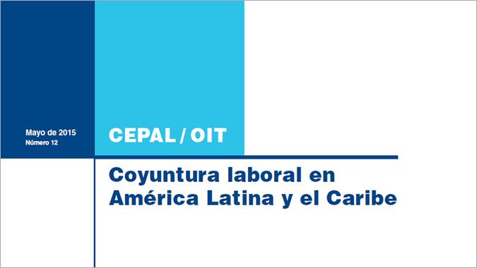 Portada documento CEPAL-OIT