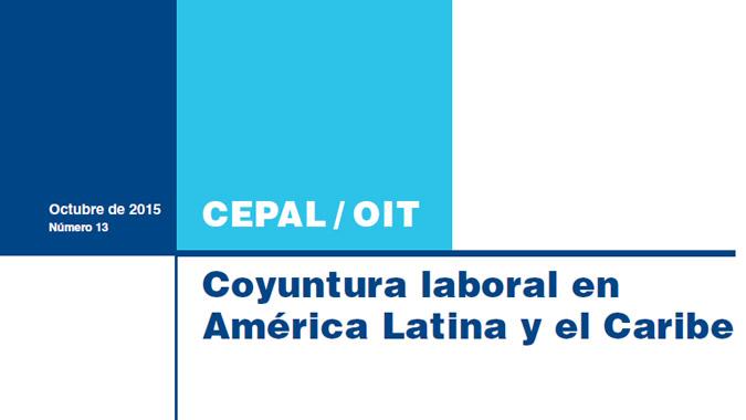 Portada del documento CEPAL-OIT
