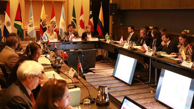 A IX Conferência Anual de Ministérios da Mineração das Américas (CAMMA) foi realizada no dia 20 de novembro em Lima, Peru.