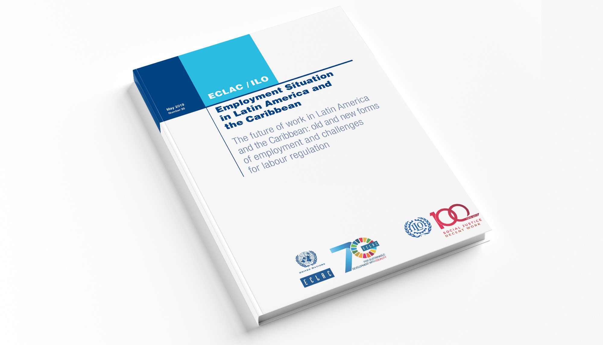 Cover ECLAC-ILO report May 2019