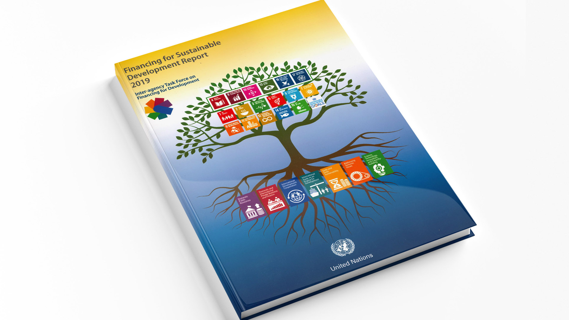 Portada Financing for Sustainable Development Report 2019