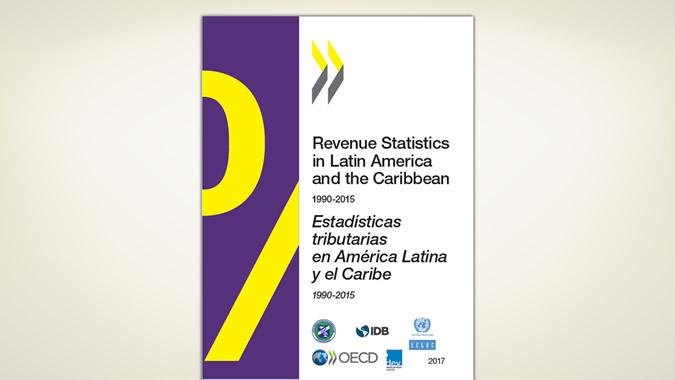 Portada informe Estadísticas Tributarias 2017