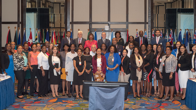 The Nineteenth meeting of the Monitoring Committee of the CDCC was held in Port of Spain, Trinidad and Tobago.