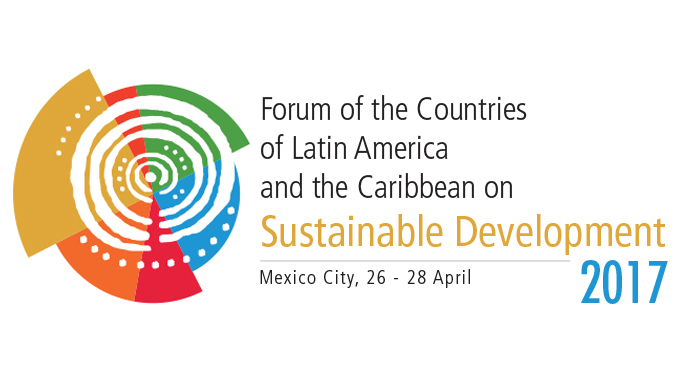 First meeting of the Forum of the Countries of Latin America and the Caribbean on Sustainable Development.